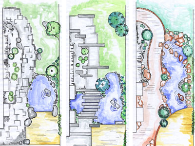 reihenhausgarten vorher nachher: reihenhausgarten sichtschutz, Garten und erstellen
